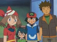 EP296 Ash y sus amigos