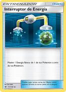 Interruptor de Energía (Sol y Luna TCG)