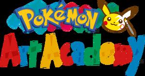 Logo Pokémon Art Academy