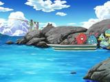 Isla sin nombre 1 (Islas Decolora/Decoloras)