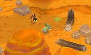 Paraíso Pokémon páramo MM3