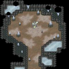 Segunda cueva (<a href=