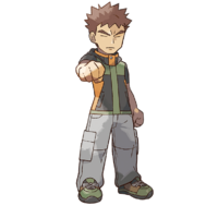 Brock Pokémon Let's Go