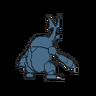Heracross espalda G6