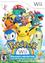 Carátula PokéPark Wii- La gran aventura de Pikachu