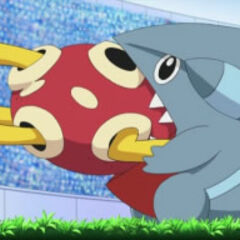 Gible vs. <a href=