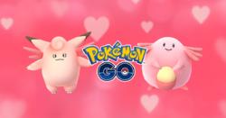 San Valentín 2017 Pokémon GO