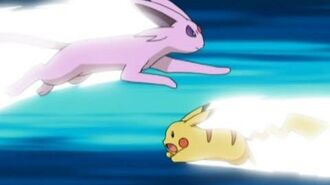 ¡Pikachu vs