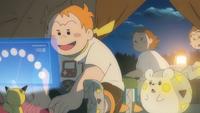 EP1012 Proyector de Pikachu
