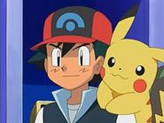 EP524 Ash y Pikachu