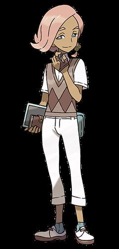 """Ilustración de Liam en <a href=""""/es/wiki/Pok%C3%A9mon_Sol_y_Pok%C3%A9mon_Luna"""" title=""""Pokémon Sol y Pokémon Luna"""">Pokémon Sol y Pokémon Luna</a>"""