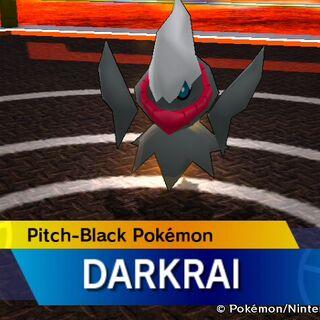 Darkrai en <a href=