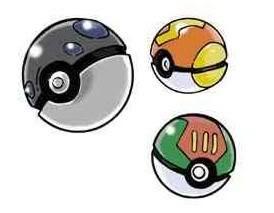 Poké Balls Johto