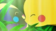 EP987 Pikachu y Nebulilla