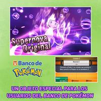 Evento Mewstal Z del Banco de Pokémon