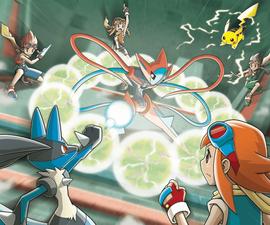 Primera misión especial de Pokémon Ranger 3
