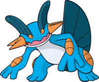 Swampert (dream world)