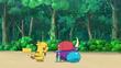 EP1069 Pikachu de Ash y Crabrawler