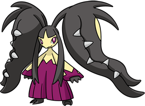 Mega-Mawile (dream world)