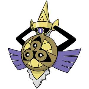 Aegislash escudo (dream world)