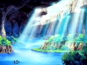 EP383 Lago subterraneo