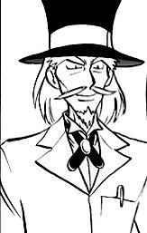 Profesor Gobios (manga)