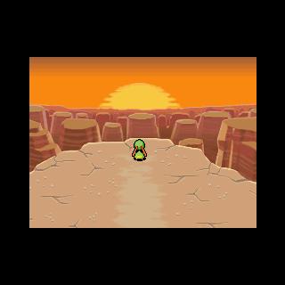 En el Monte Oráculo siempre se encontrará a Xatu, observando al sol.
