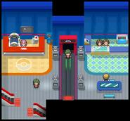Centro Pokémon Liga Pokémon (Sinnoh) Pt
