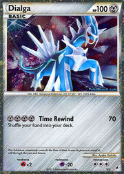 Dialga 2 (Call of Legends (TCG)