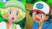 EP673 Bianca vs. Ash