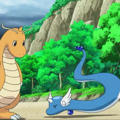 Dragonair tiene problemas para volar y poder aprender Danza dragón.