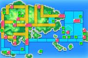Mapa Hoenn juegos