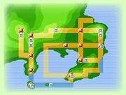 Mapa Kanto RFVH