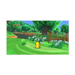 Pikachu jugando al