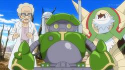 EP911 Robon, Ichigaya y Chesnaught