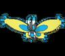 Mothim XY variocolor