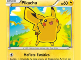 Pikachu (XY TCG)