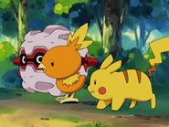 EP287 Pokemon de los protagonistas