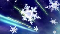 EP645 Copos de nieve