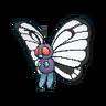 Butterfree XY hembra