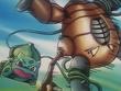 EP004 Bulbasaur contra Pinsir