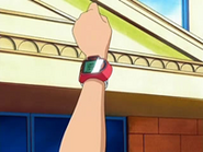 EP479 Poké-reloj de Maya
