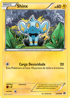 Carta de Shinx