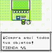 Tienda Pokémon de Ciudad Verde (Amarillo) (2)