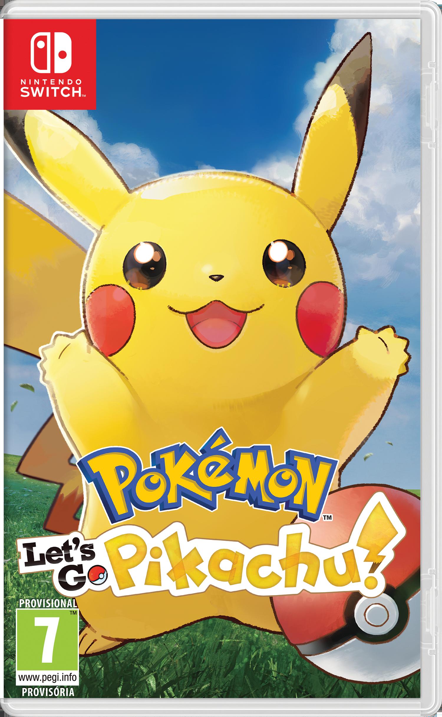 Pokémon: Let's Go, Pikachu! y Pokémon: Let's Go, Eevee ...