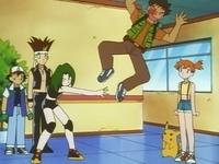 EP036 Tyra golpeando a Brock