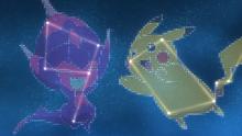 EP1022 Constelación de Pikachu y Poipole