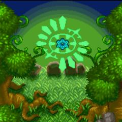 Engranaje del Bosque Enraizado