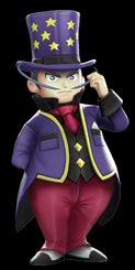 Maestro Incógnito PBR (Ilustración)