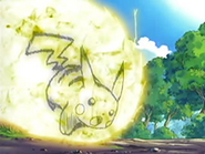EP433 Pikachu usando placaje eléctrico (2)